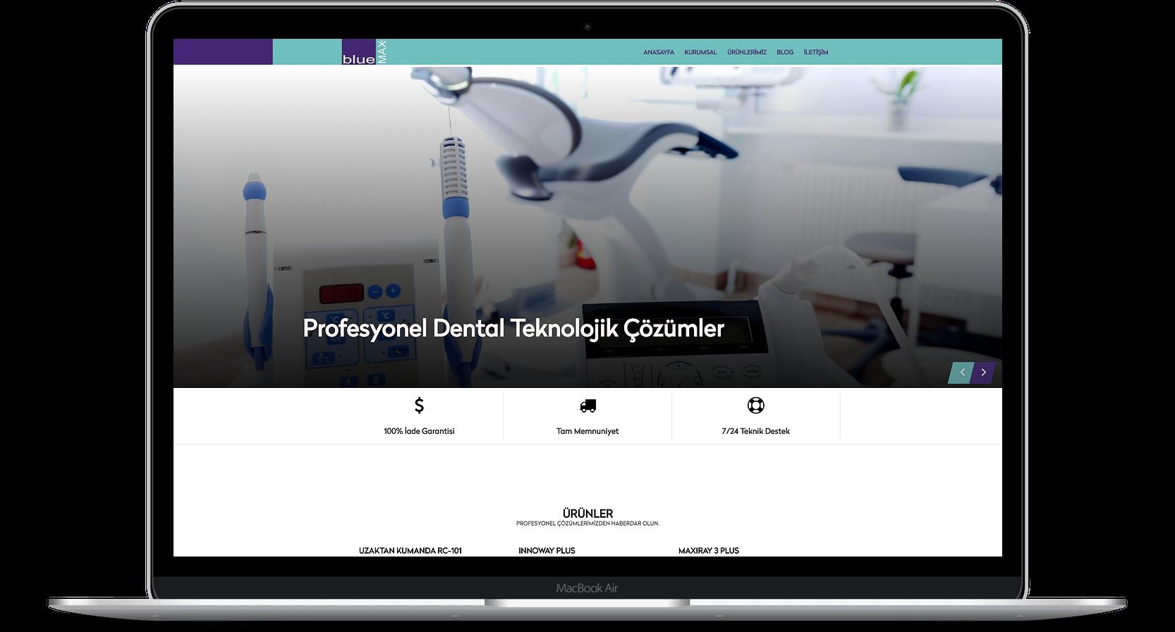 Bluemax Dental Ürünler
